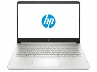 Ноутбук HP 14s Ryzen 3 4300U 8Gb SSD 512Gb AMD Radeon Graphics 14 FHD IPS Cam 41Вт*ч Free DOS Серебристый 14s-fq0035ur 24C07EA