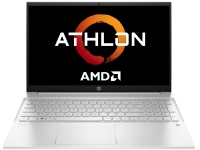 Ноутбук HP Pavilion 15 Athlon 3150U 4Gb SSD 128Gb AMD Radeon Graphics 15,6 FHD IPS Cam 41Вт*ч Win10 Серебристый 15-eh0031ur 2Y4F2EA