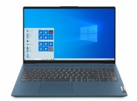 Ноутбук Lenovo IdeaPad 5-15 i5-1035G1 8Gb SSD 256Gb Intel UHD Graphics 15,6 FHD IPS BT Cam 57Вт*ч Win10 Светло-бирюзовый 81YK001GRU