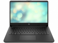 Ноутбук HP 14s i3-1005G1 8Gb SSD 256Gb Intel UHD Graphics 14 FHD IPS Cam 41Вт*ч Free DOS Черный 14s-dq1031ur 22M79EA