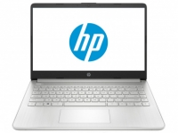 Ноутбук HP 14s i3-1005G1 8Gb SSD 512Gb Intel UHD Graphics 14 FHD IPS Cam 41Вт*ч Free DOS Серебристый 14s-dq1033ur 22M81EA