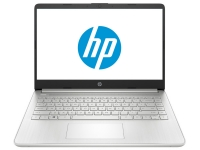 Ноутбук HP 14s i3-1125G4 8Gb SSD 512Gb Intel UHD Graphics 14 FHD IPS Cam 41Вт*ч Free DOS Серебристый 14s-dq2019ur 3C6X0EA