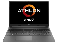 Ноутбук HP 15s Athlon 3150U 4Gb SSD 256Gb AMD Radeon Graphics 15,6 FHD IPS Cam 41Вт*ч Free DOS Серый 15s-eq1280ur 2X0P1EA