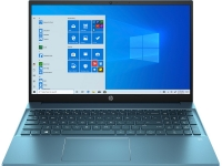 Ноутбук HP Pavilion 15 i3-1125G4 8Gb SSD 512Gb Intel UHD Graphics 15,6 FHD IPS Cam 41Вт*ч Win10 Бирюзовый 15-eg0099ur 3B2V3EA