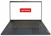 Ноутбук Lenovo IdeaPad 5-14 i7-1165G7 16Gb SSD 512Gb Intel Iris Xe Graphics 14 FHD IPS BT Cam 56.5Вт*ч Win10 Синий 82FE00C4RU